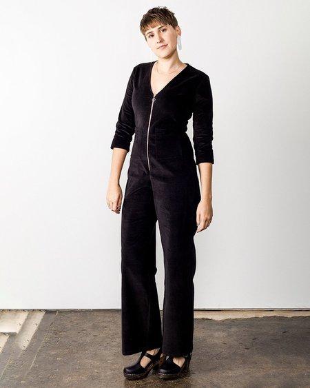 Paloma Wool Isle Jumpsuit - Black