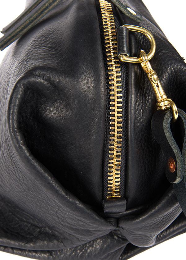 Eleven Thirty - Katie Shoulder Bag in Black