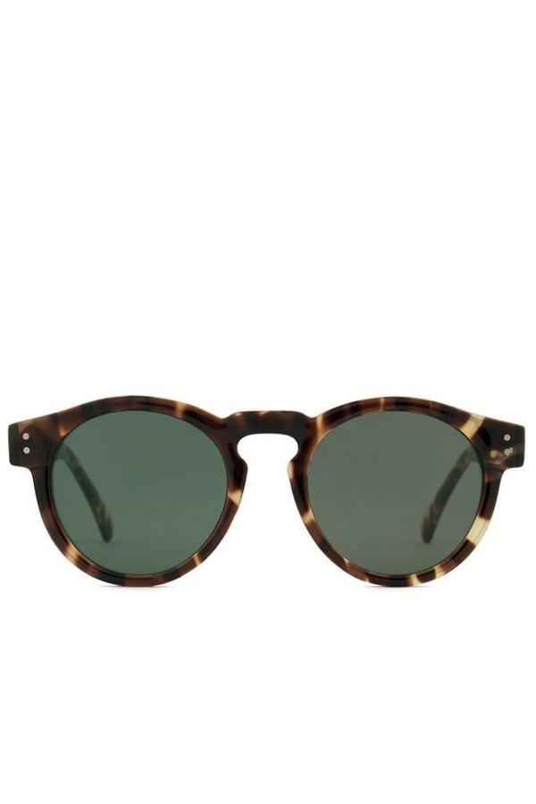 Komono Clement Sunglasses - Tortoise
