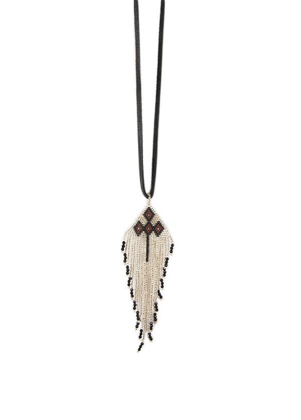Evoke The Spirit - Gods Eye Protector Necklace