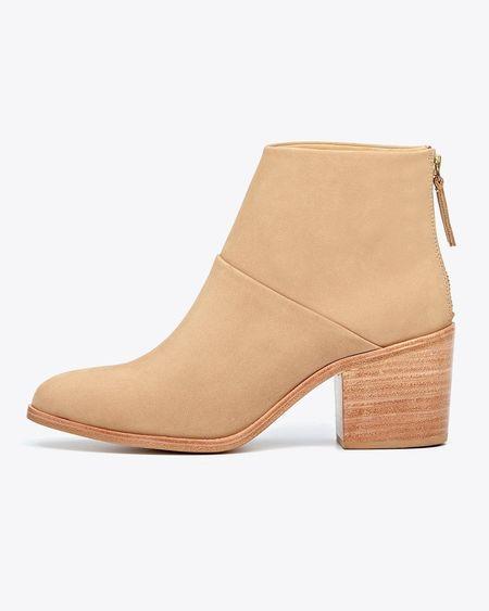 Nisolo Dari Boot - Wheat