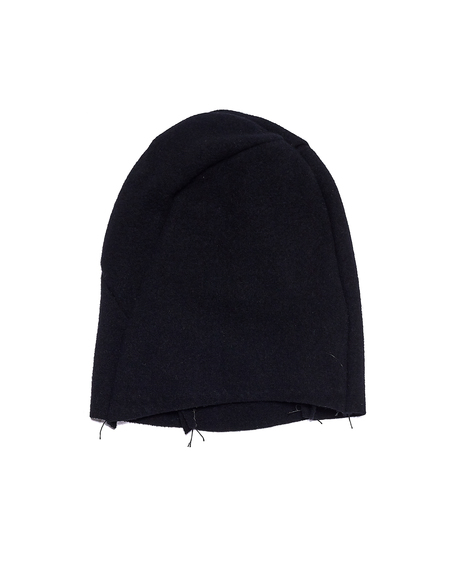 Leon Emanuel Blanck Wool Beanie - Black