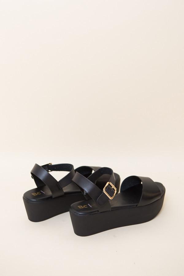 BC Shoes Feline Platform Sandals
