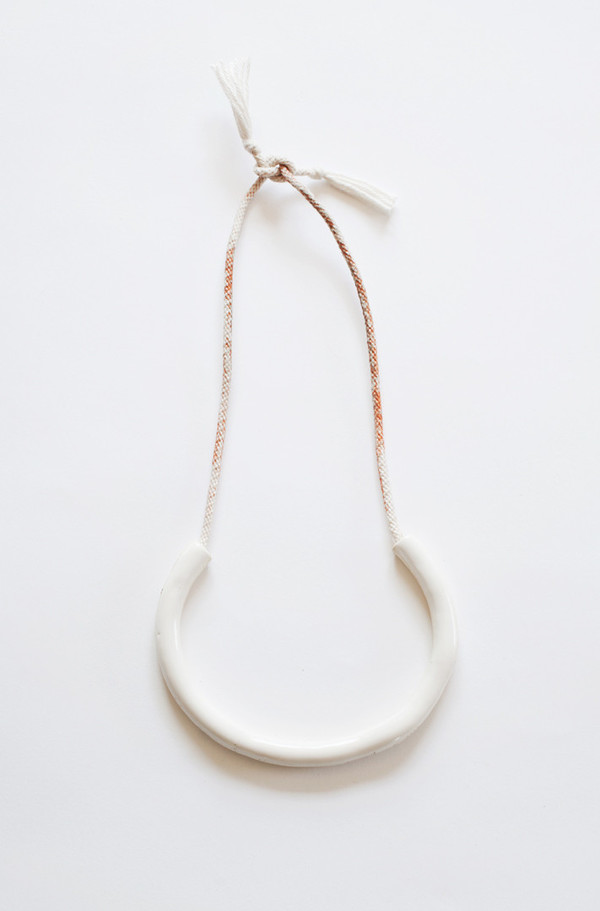Gamma Folk Necklace No. 40
