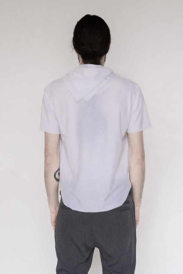 Assembly New York Cotton Terry T-shirt - White