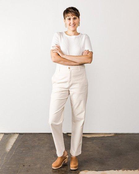 Paloma Wool Volta Pant - Natural