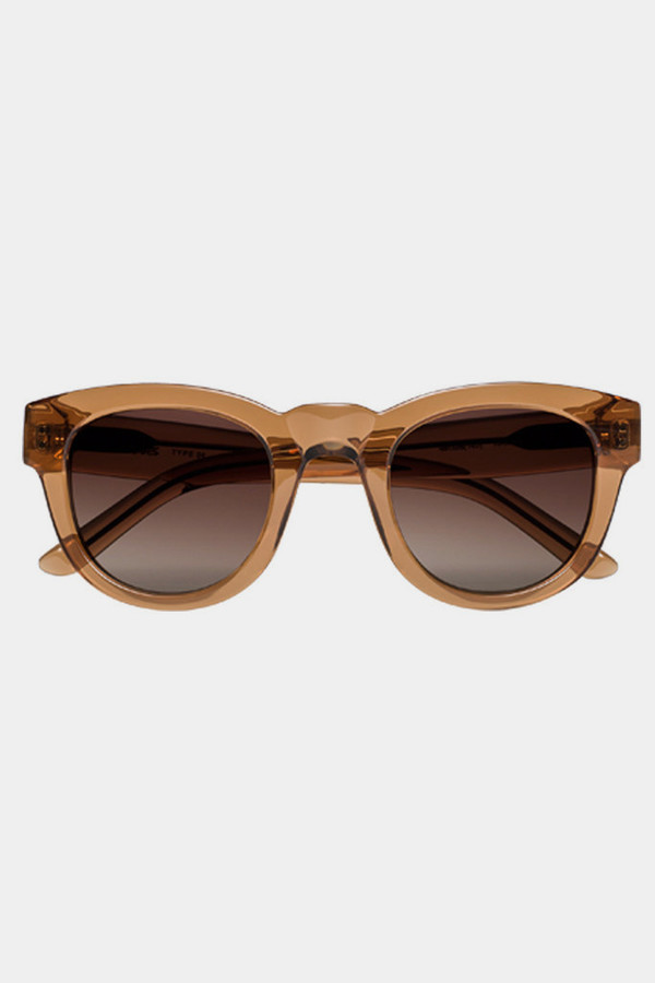 Sun Buddies Type 04 Sunglasses - Ice Tea