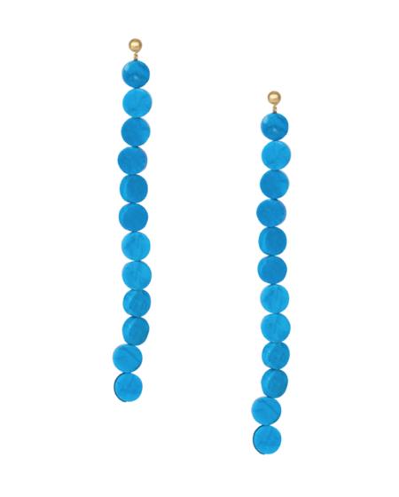 Paloma Wool Lacasa Earrings in Blue