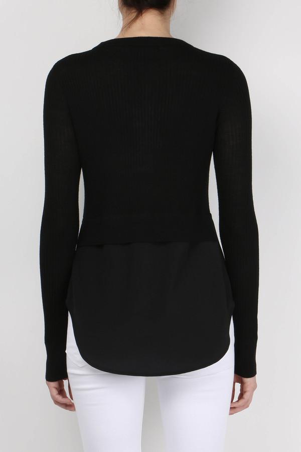 Veronica Beard Cati Combo Sweater