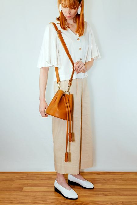 CLT Bags Leather Bucket Bag