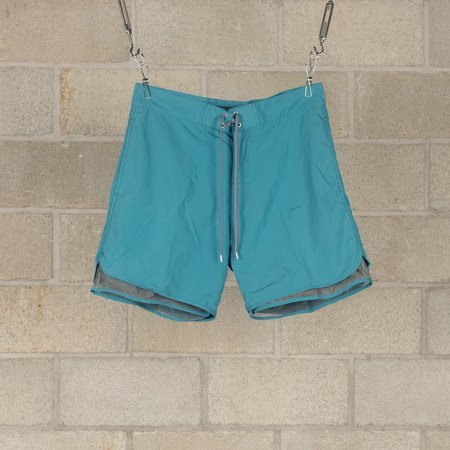 Meanswhile Equipment Board Shorts - Smokey Blue