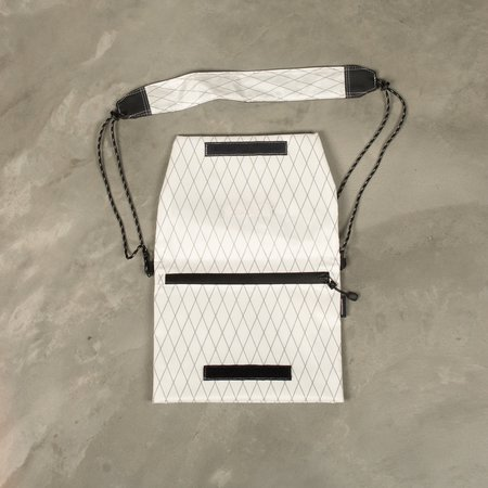 Meanswhile X-Pac Sacoche Bag - Off White