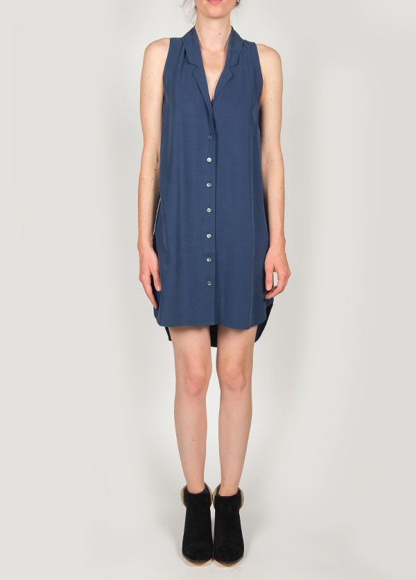 Ilana Kohn - Eibel Dress in Navy