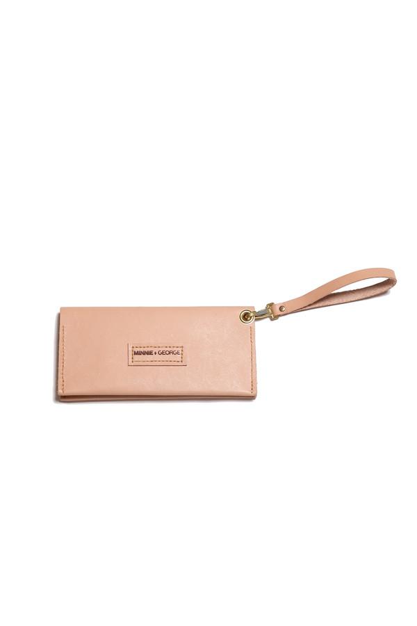 Minnie + George Clutch Wallet