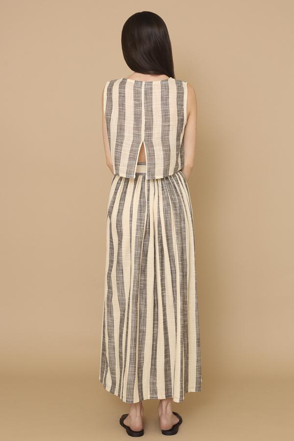 Osei-Duro Boa Skirt in Broad Stroke