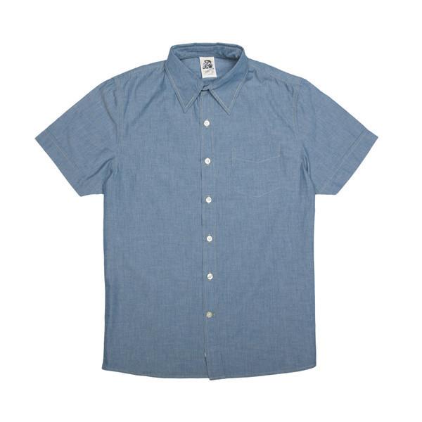 Men's Kennington High Boy Short Sleeve - Indigo