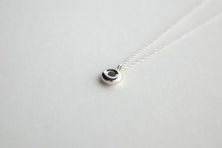 Muraco Wolfe Mini Donut Necklace