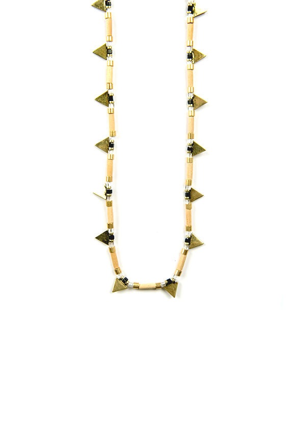 Jenny Bird - Byron Banting Necklace in Natural