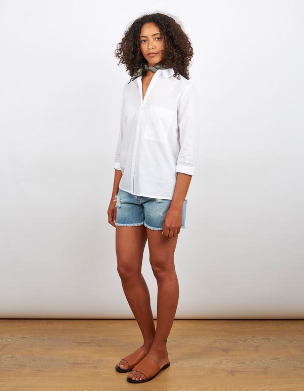 Just Female Blaze Shirt White