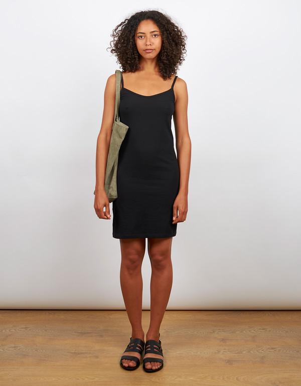 Kowtow Building Block Cami Dress Black