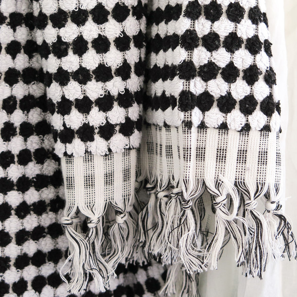 Hot Hamam Tamam turkish dot towel