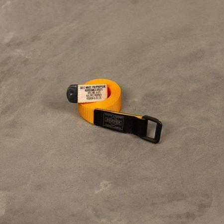 N.Hoolywood Porter Utility Ring Belt - Yellow