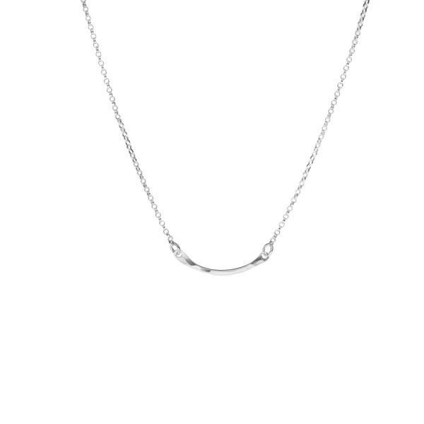 Kara Yoo Curve Necklace