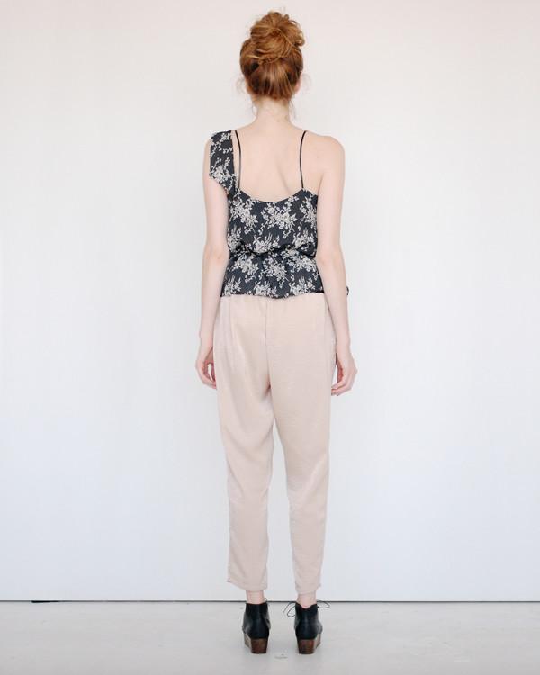 Caron Callahan Asymmetrical Top