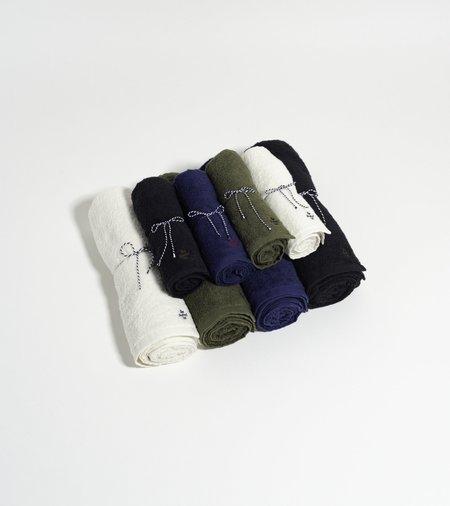 Sandinista MFG Imabari Body Towel - White