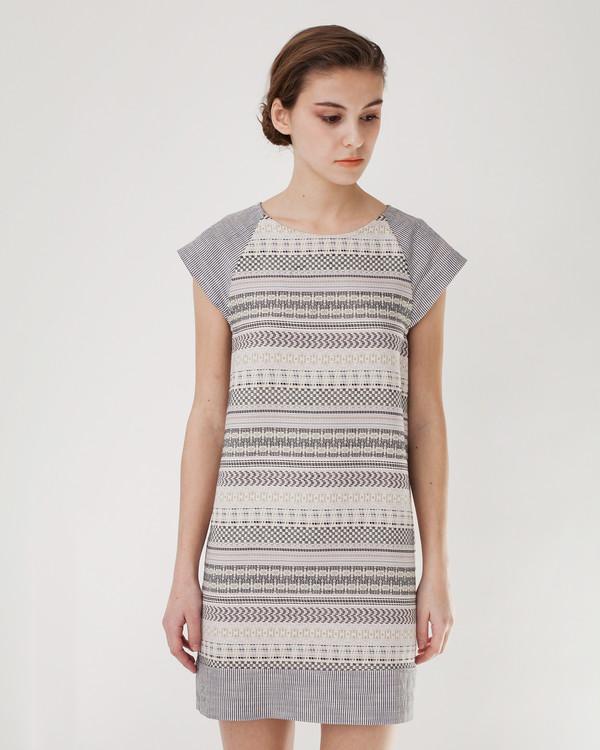 Sessun EdBell Dress in Alba Multicolor