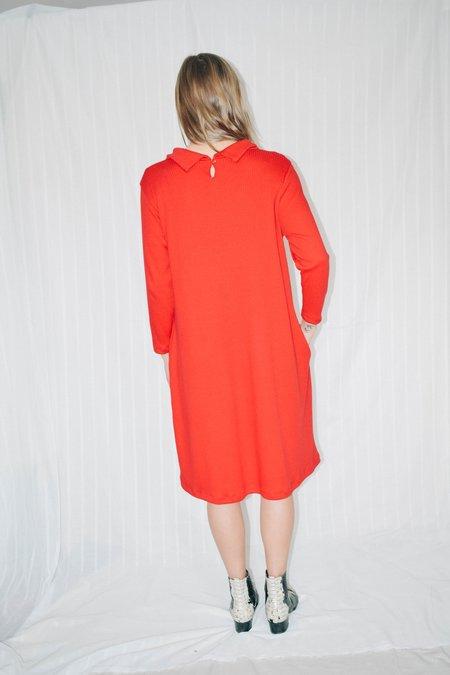 CONRADO Gia Swing Jersey Dress - Red