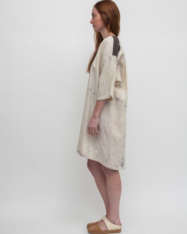 Milena Silvano Johanna Dress in Ice Dye