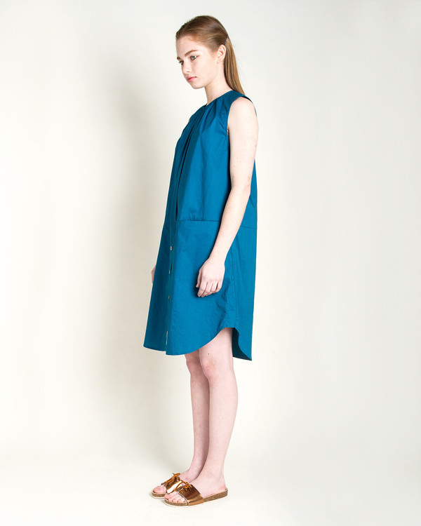 Rachel Comey Kava Poplin Dress