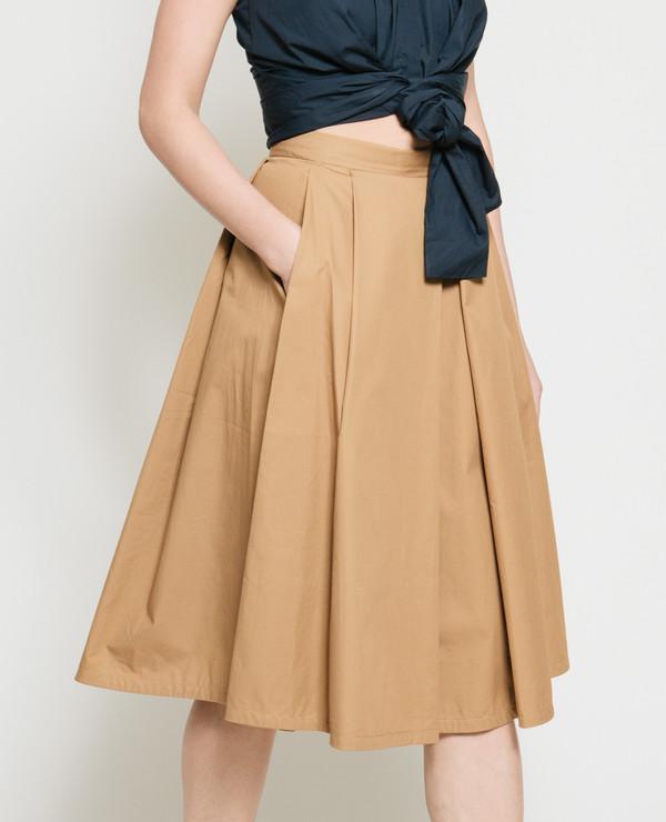 Gary Bigeni Kramer Pleated Skirt
