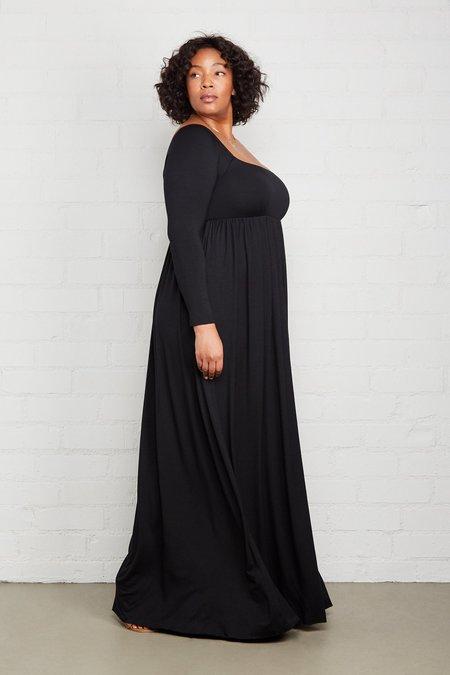 Rachel Pally White Label ISA DRESS - BLACK