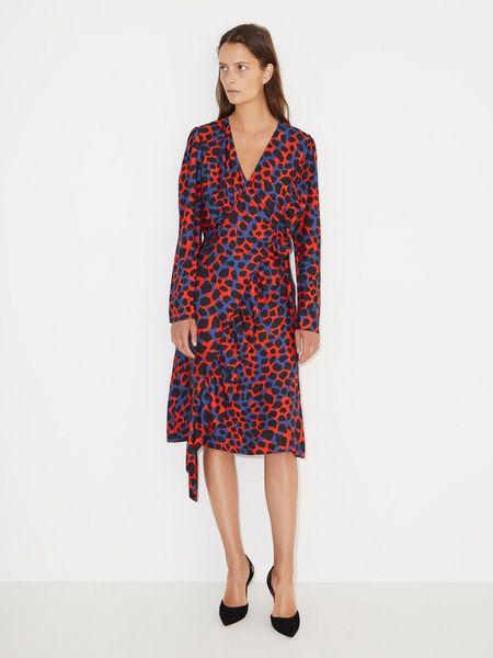 Malene Birger Orixt Dress - ultramarine