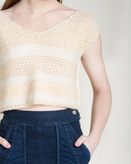Rachel Comey Shell Knit Top