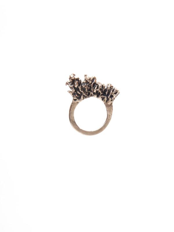 Ladyluna Stalactite Ring