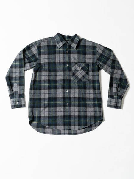 Arpenteur Doris Cotton Flannel Over Shirt