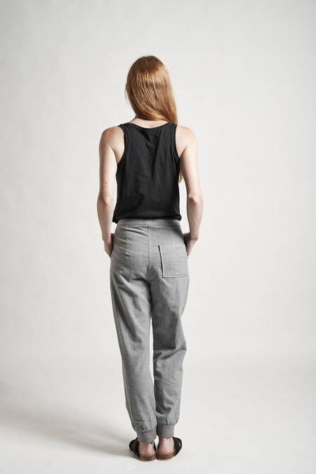 Objects Without Meaning Union Pleated Pant