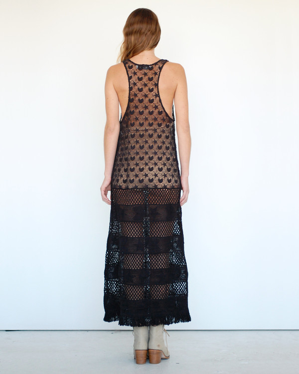 TBA Violet dress