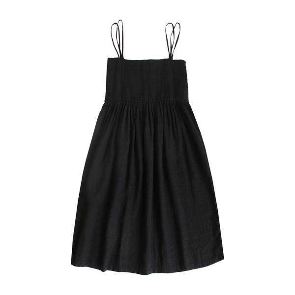 FIRSTRITE SUN DRESS - BLACK