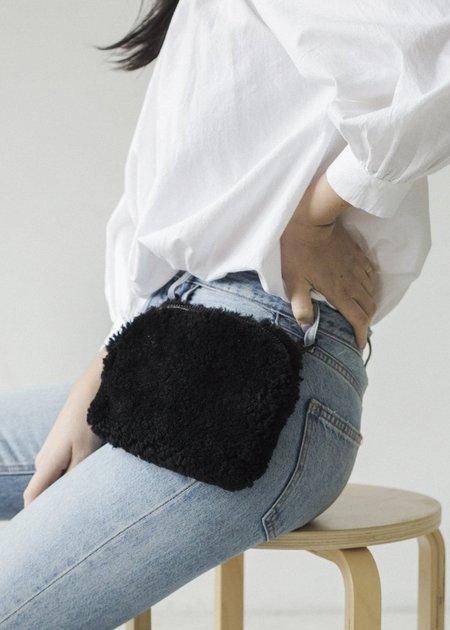 Your Bag of Holding Shearling Belt Loop Bag