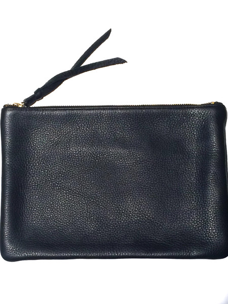OLIVEVE queenie in cognac pebble cow leather