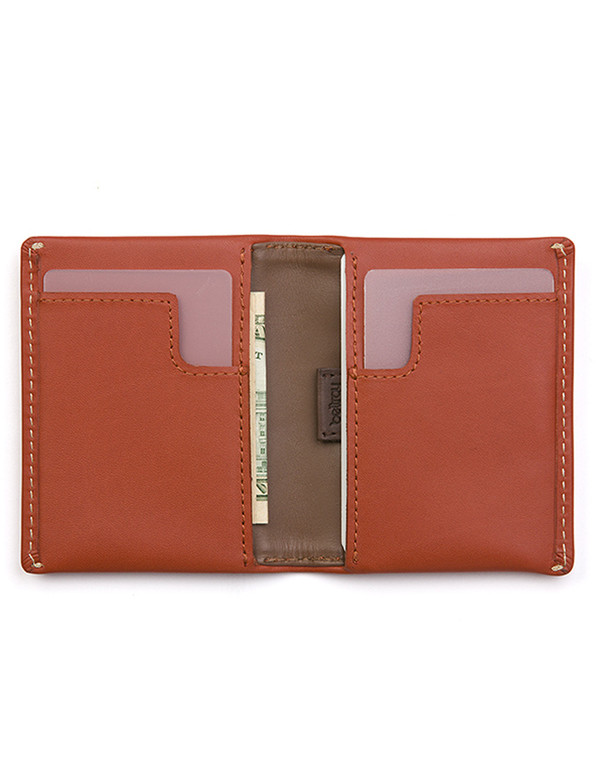 Men's Bellroy Slim Sleeve Wallet Tamarillo