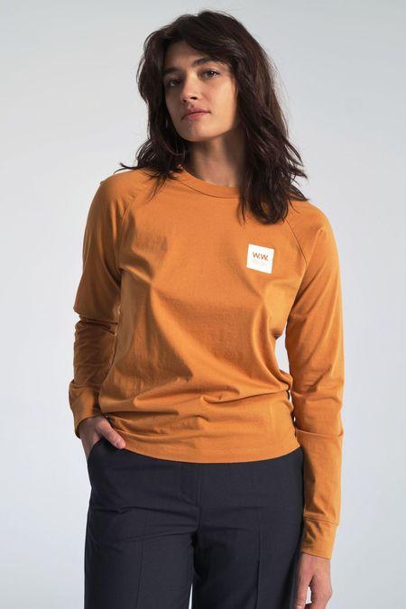Wood Wood Halli Shirt - Mustard