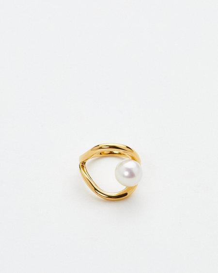 Luz Ortiz Milo Ring - Gold