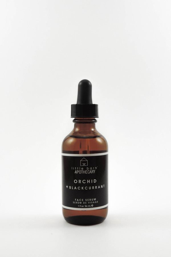 Little Barn Apothecary Orchid + Blackcurrant Face Serum