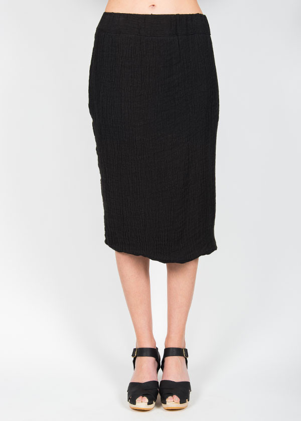 Objects Without Meaning - Mia Skirt in Ink