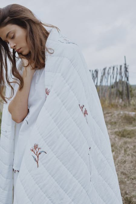 Karu Fynbos Print Bedding & Robe Gift Set